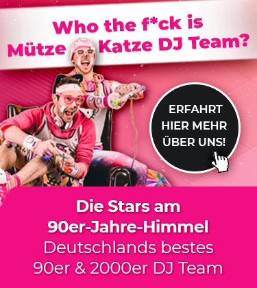 Who the f*ck is Mütze Katze DJ Team?