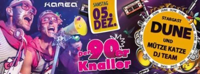 90er Party @ Kamea Frankfurt-Oder (Brandenburg)