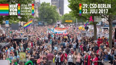CSD Berlin 2017 (official) - 22.07.2017