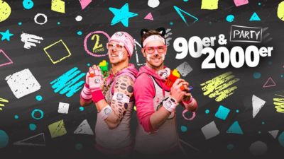 90er & 2000er Party Lübben - 23.11.2018