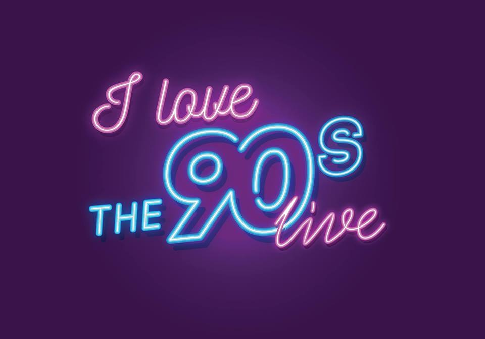 I Love the 90s – 11.05.2019 – 10407 Berlin - 11.05.2019