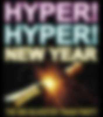 Hyper! Hyper! The 90s New Years Eve! - 31.12.2018