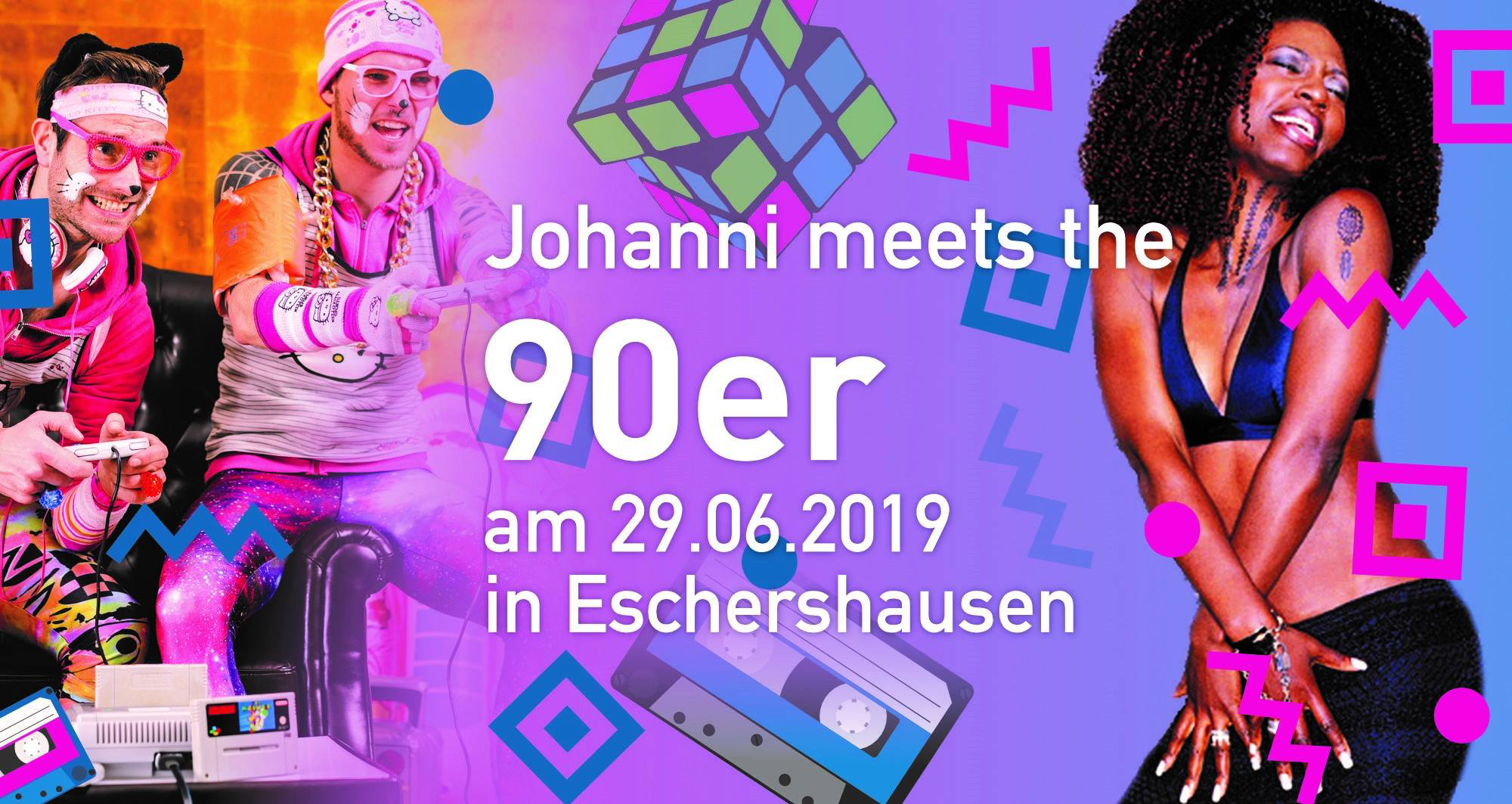 Johanni meets the 90`s – 29.06.2019 – Eschershausen, Niedersachsen Eschershausen - 29.06.2019