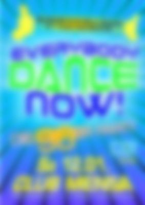 Everybody Dance Now! DIE 90ER PARTY - 12.01.2019