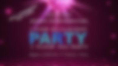 80's Club-Night + 90er Party - 14.02.2019
