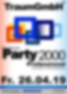 Party 2000 Professional - 26.04.2019