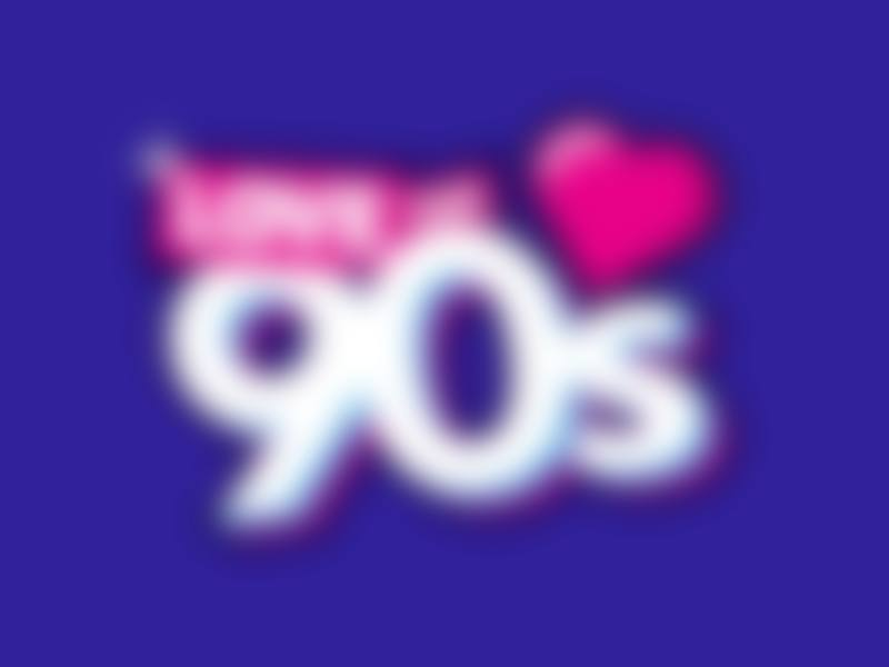 I love 90s Party - 29.03.2019