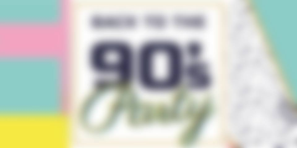 Back to the 90's OPEN AIR Beach Party - 04.05.2019