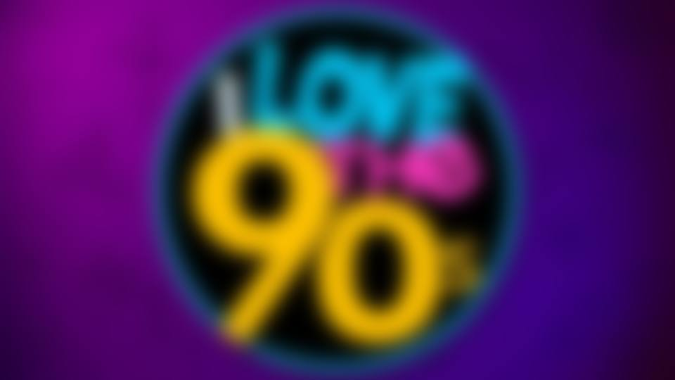 I love 90s Party - 26.04.2019