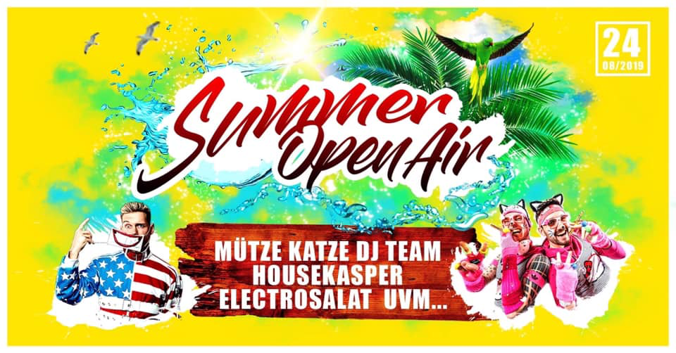 Summer Open Air Hoyerswerda 2019 – 24.08.2019 – 02977 Hoyerswerda - 24.08.2019