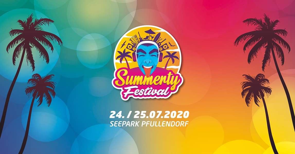 Summerty (Seepark6)-Festival 2020 - 24.07.2020