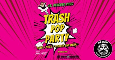 80er/90er & 2000er Trash Pop Party